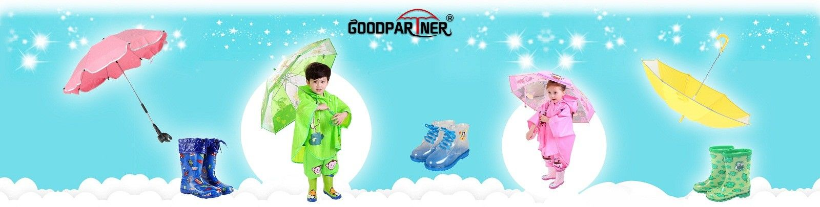 China best Kids Rain Umbrella on sales