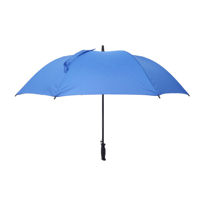 Semi Automatic Promotional Gifts Umbrellas With 190T Polyester Fabric